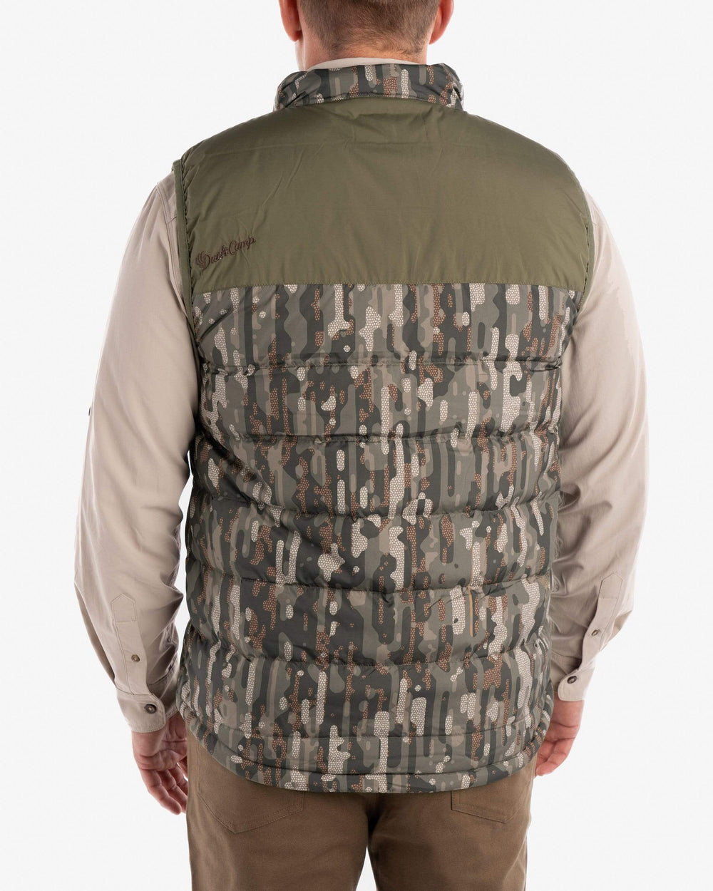 Dry Down Vest | Woodland