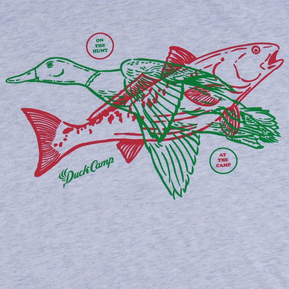 Greenhead x Redfish Short Sleeve Shirt - Duck Camp
