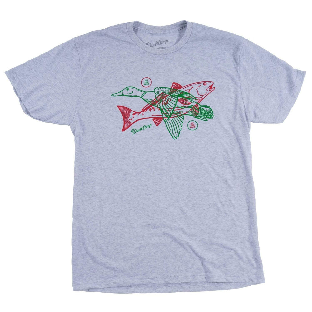 Greenhead x Redfish T-shirt - Duck Camp