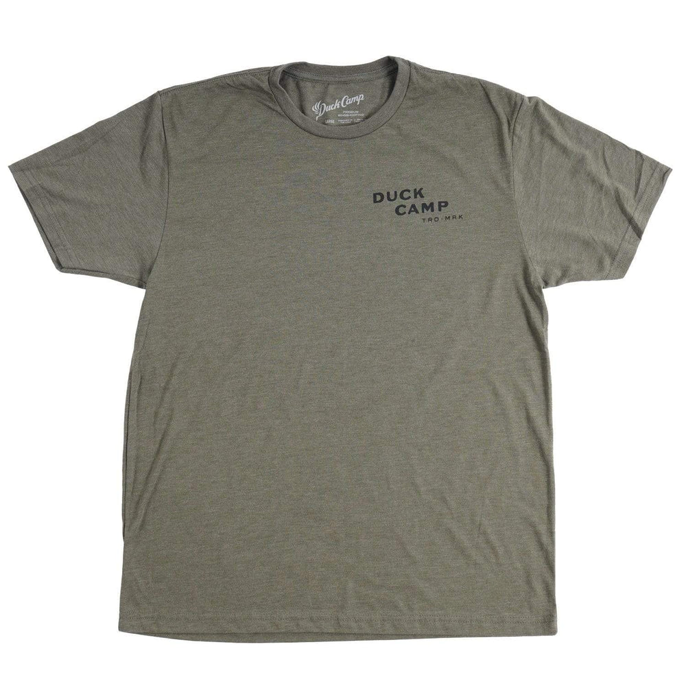 Duck Camp Bronco T-shirt - Vintage Duck Camp Logo