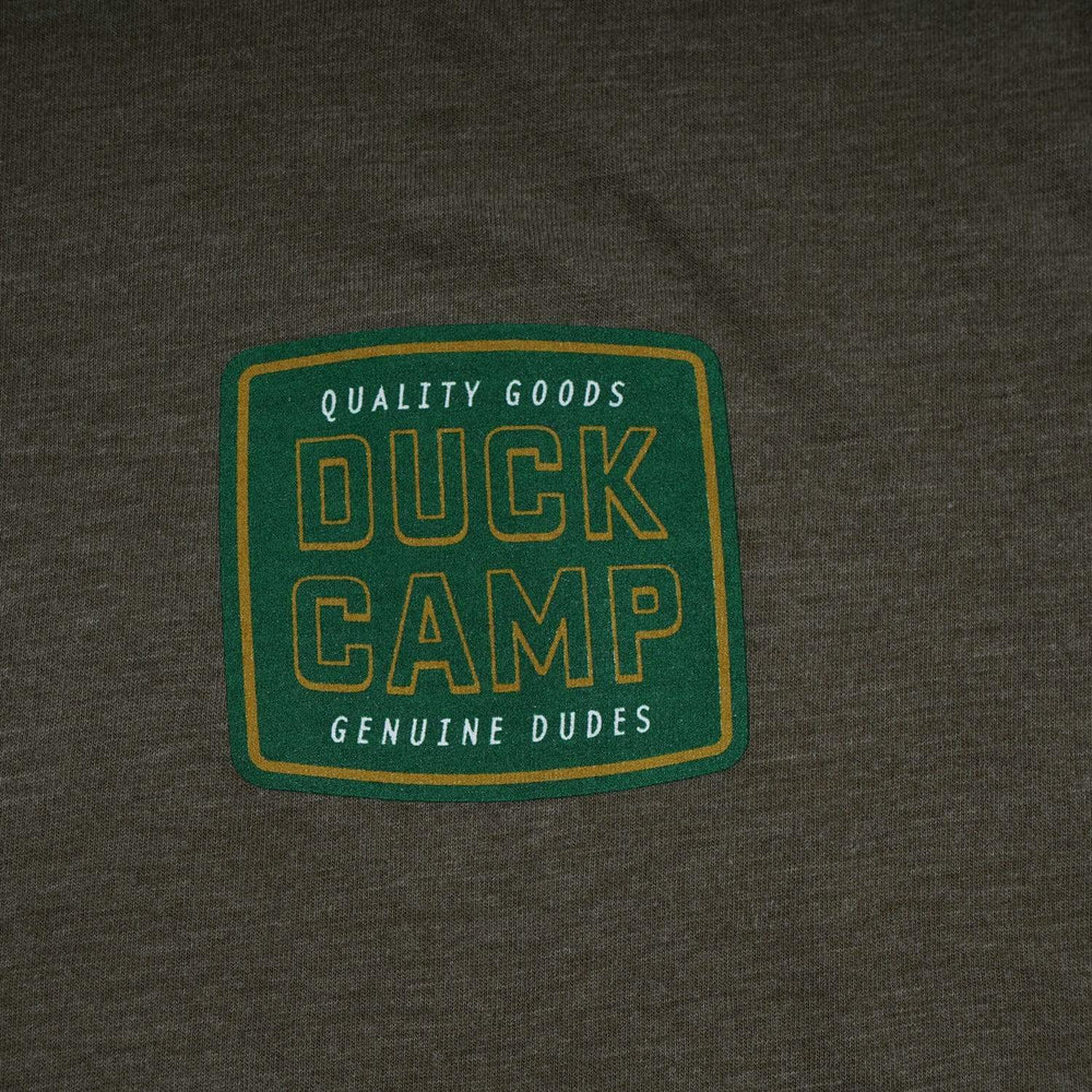 Cold Drink T-shirt - Genuine Dudes - Duck Camp