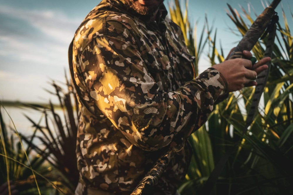 Early Season Wetland Duck Hunting Shirt