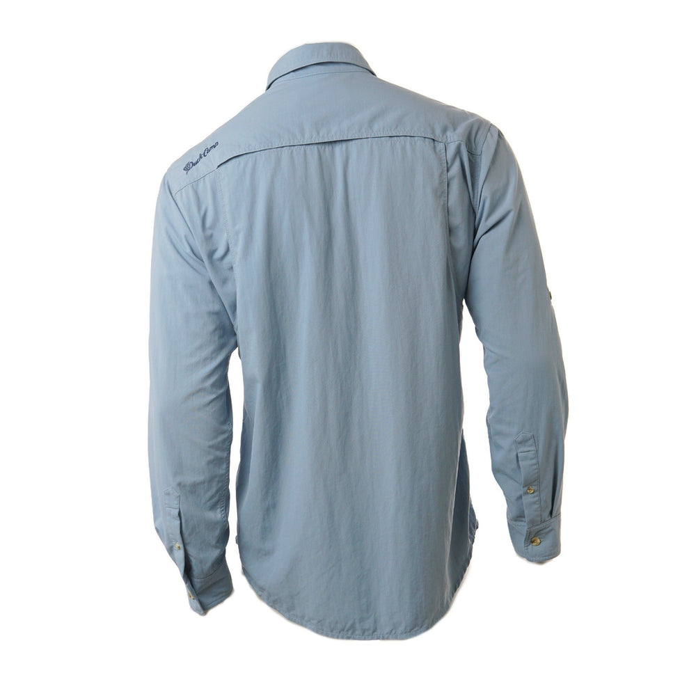 Hooksetter Shirt - Long Sleeve | Wahoo Blue