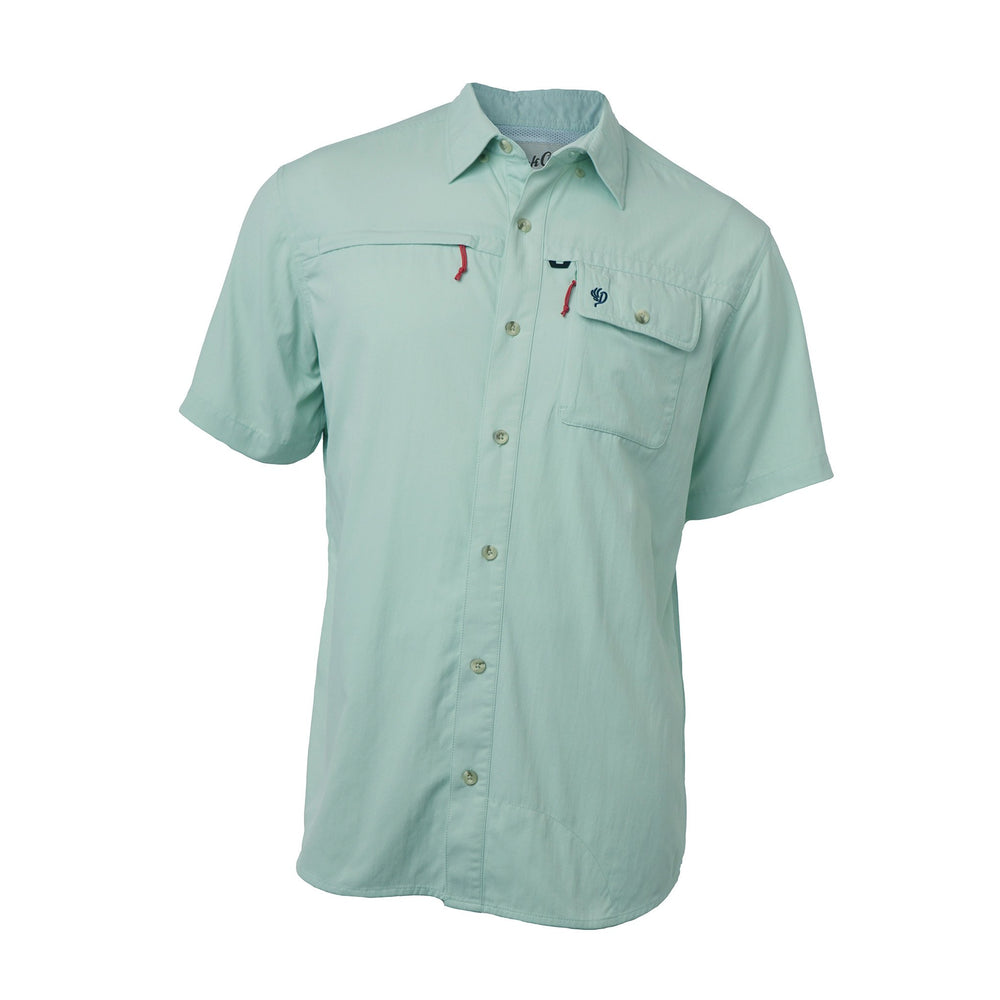 Hooksetter Shirt - Short Sleeve | Largemouth Green