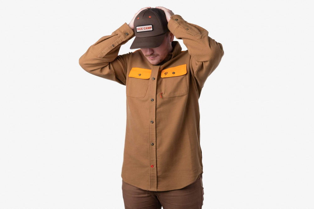 Heavyweight Shirt - Upland