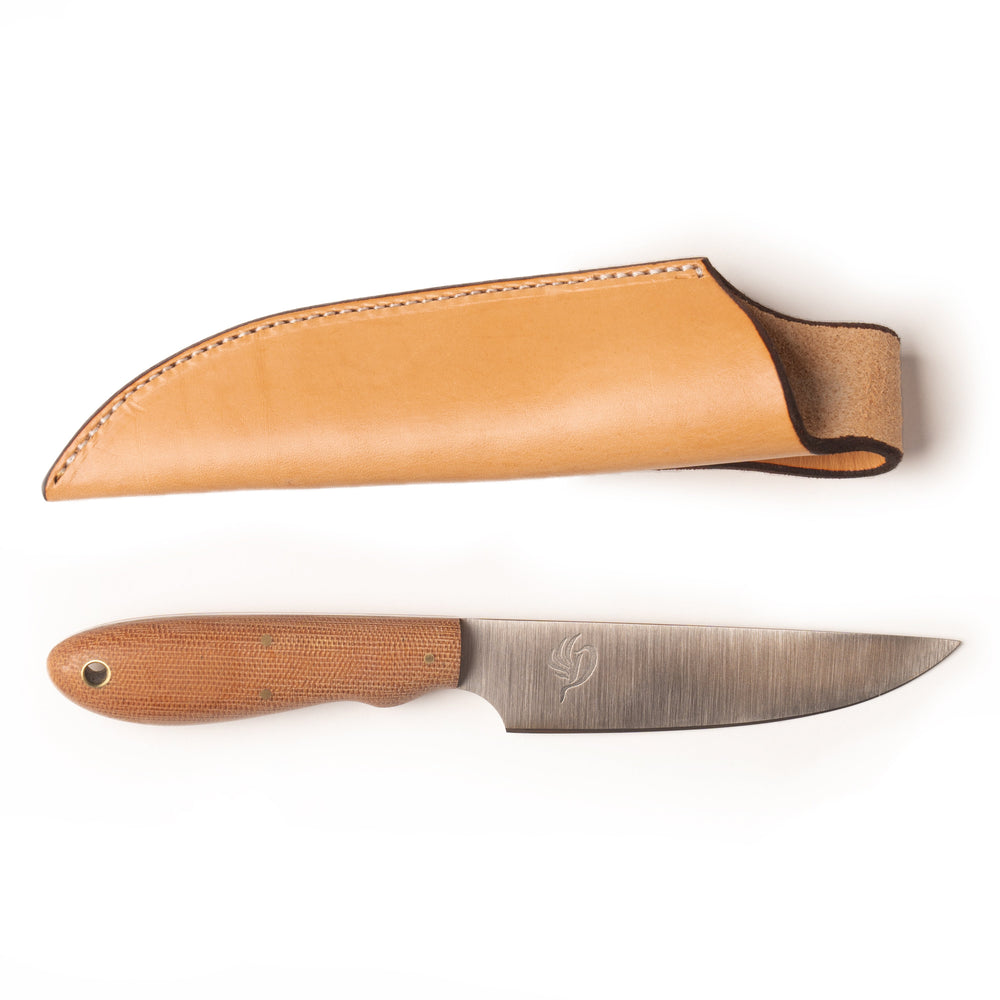 Weige x Duck Camp Bird & Trout Knife