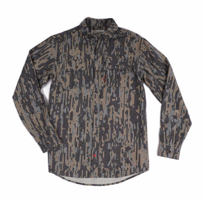 Heavyweight Shirt - Late Season Woodland