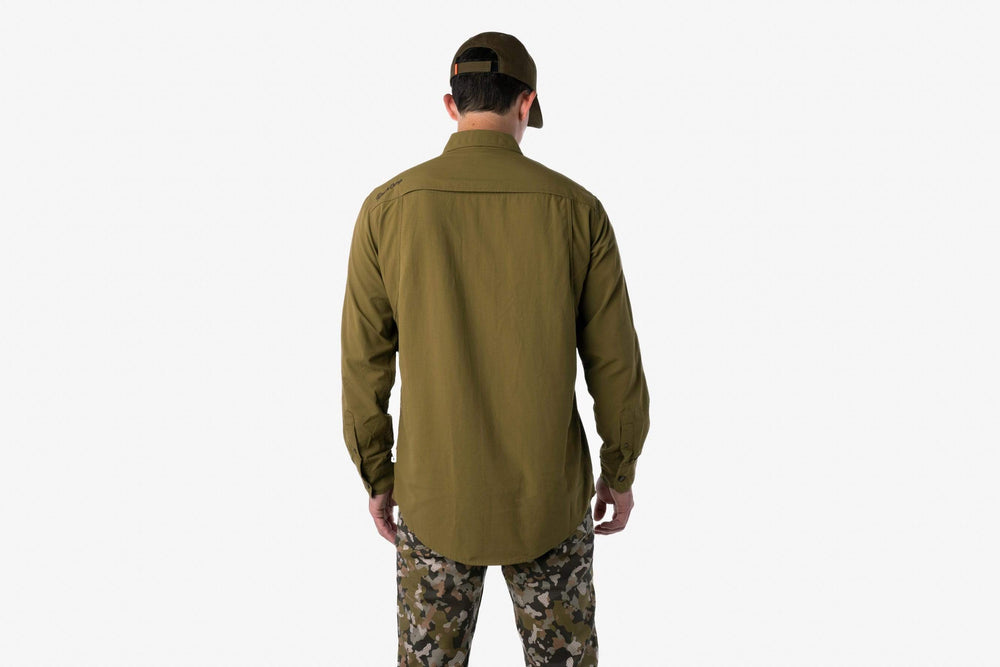 Lightweight Hunting Shirt - Long Sleeve | Mallard Green