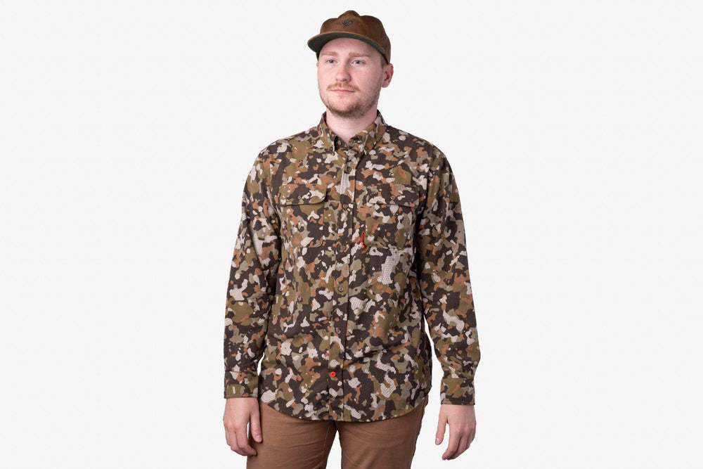 Midweight Shirt | Early Season Wetland