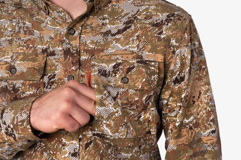 Midweight Hunting Shirt | Midland 2.0