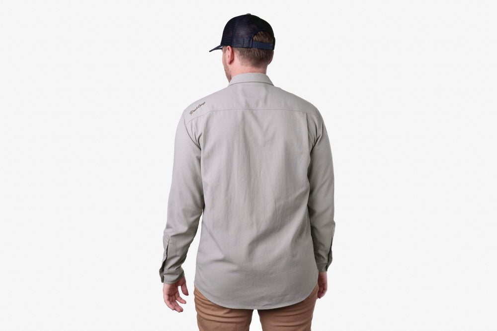 Midweight Hunting Shirt | Smoke