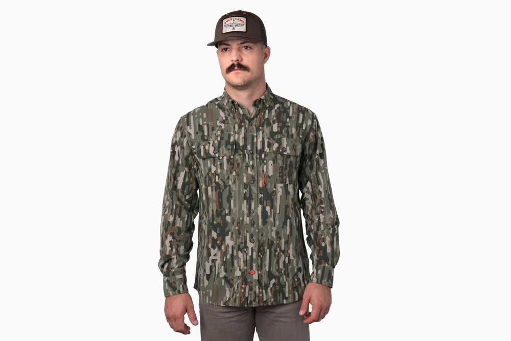 Midweight Hunting Shirt | Woodland
