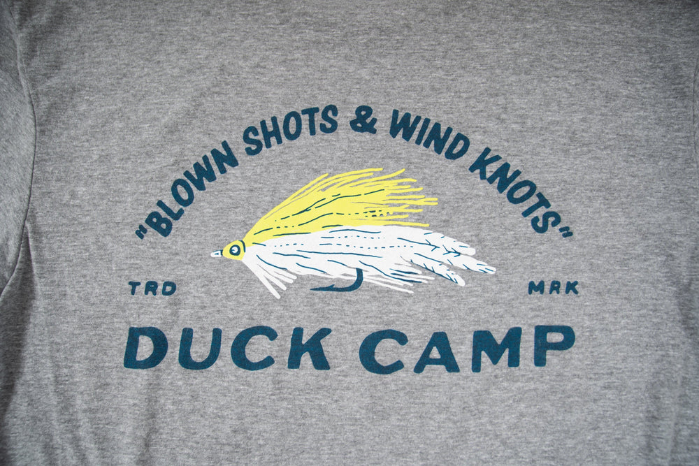 Blown Shots & Wind Knots T-Shirt