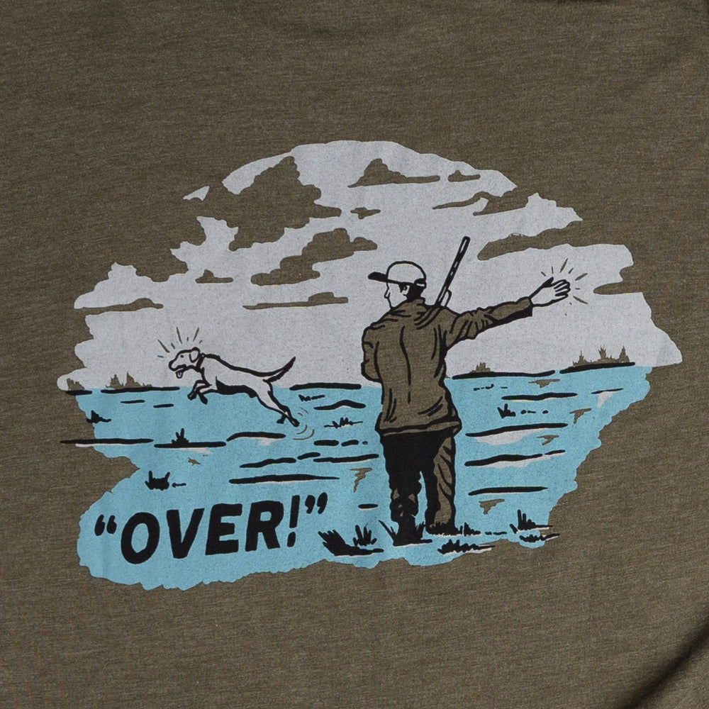 """Over"" T-Shirt"