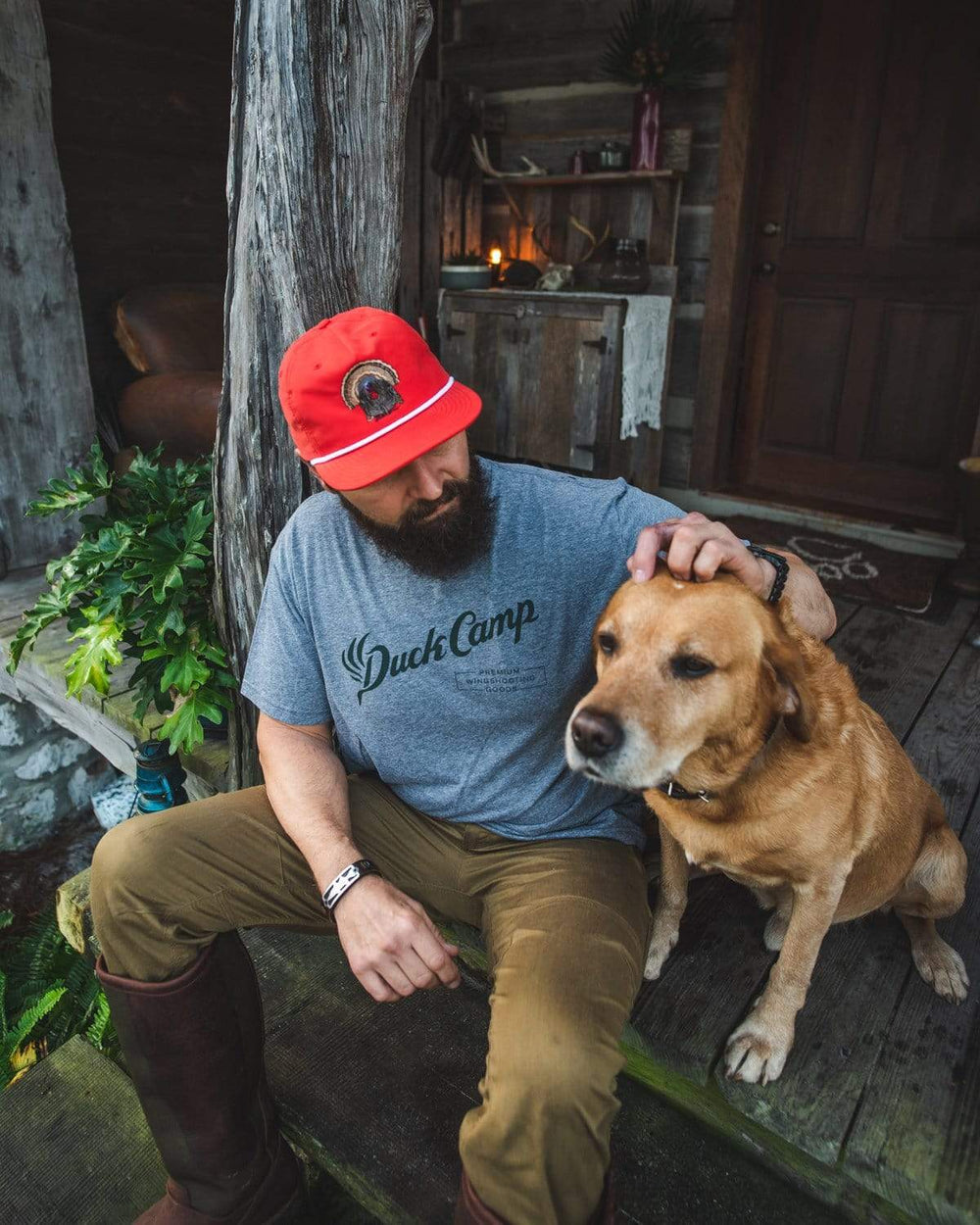 Duck Camp Logo Shirt - Duck Camp