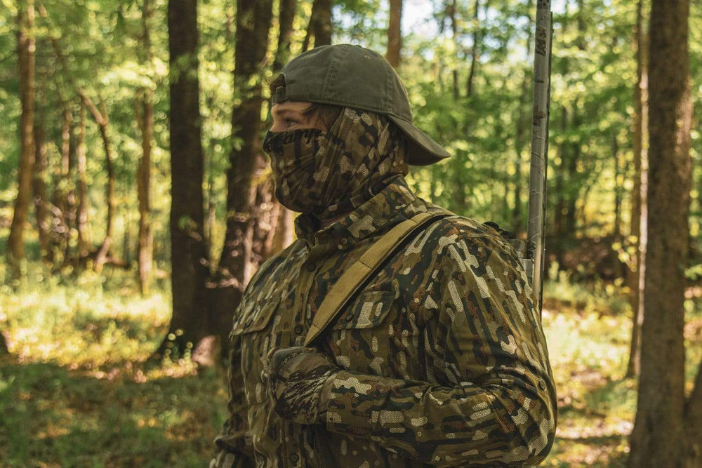 Early Season Woodland - Hunting Shirt - Duck Camp