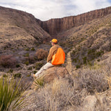 Upland Hunting Hat - Blaze Orange - Duck Camp