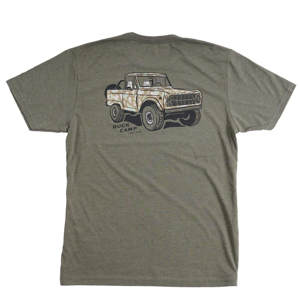Duck Camp Bronco T-shirt - Duck Camp
