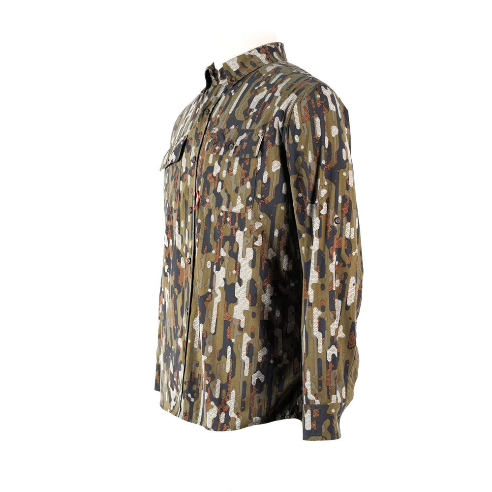 Lightweight Shirt - Early Season Woodland - Duck Camp Co