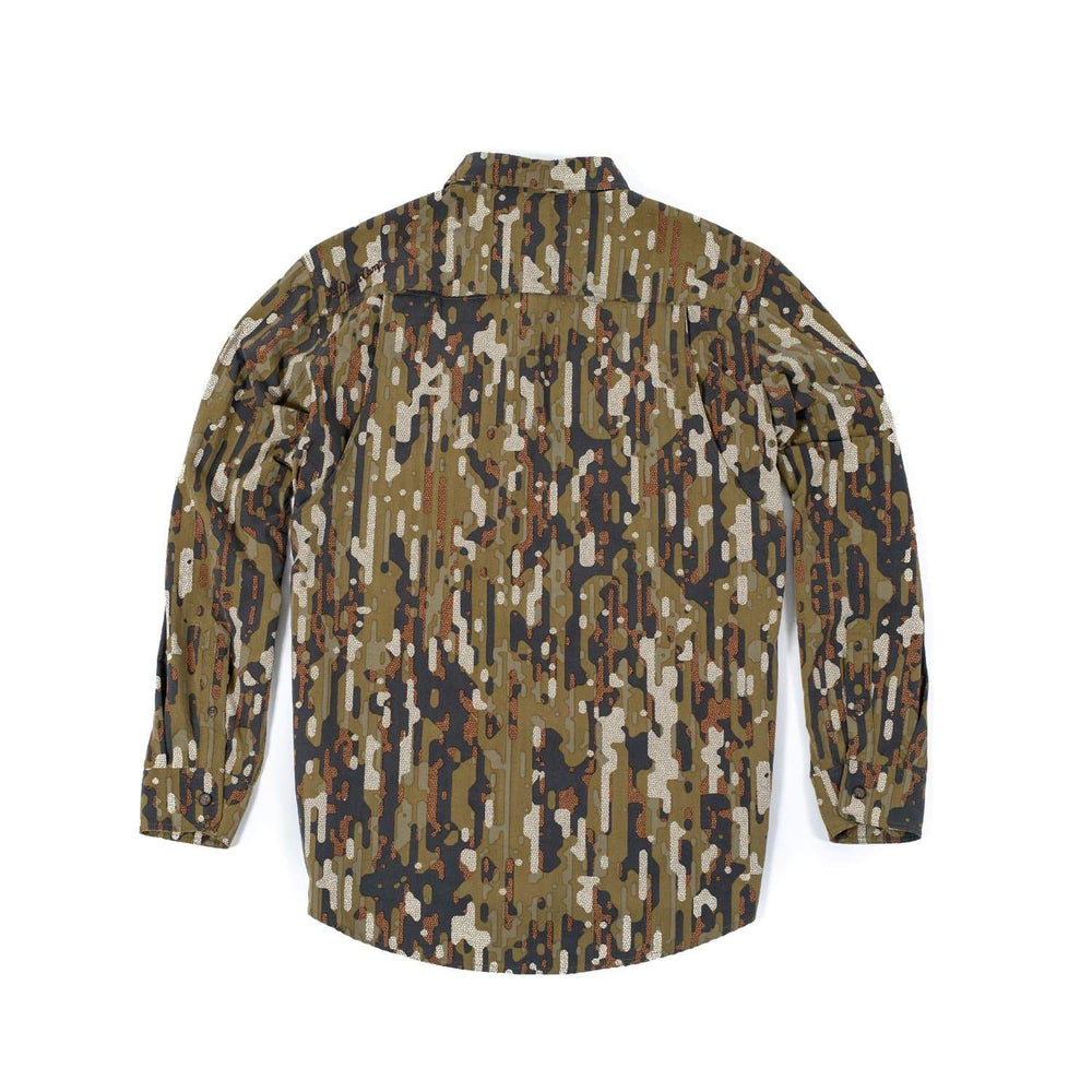 Lightweight Duck Hunting Shirt - Early Season Woodland - Duck Camp Co