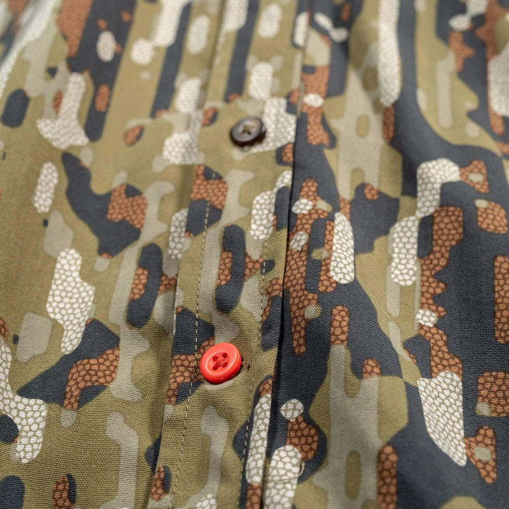 Midweight Shirt - Early Season Woodland - Duck Camp Co