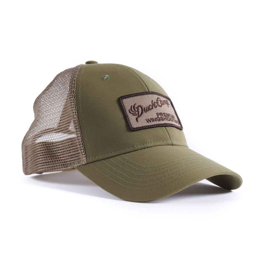 Mallard Green Trucker Hat - Duck Camp