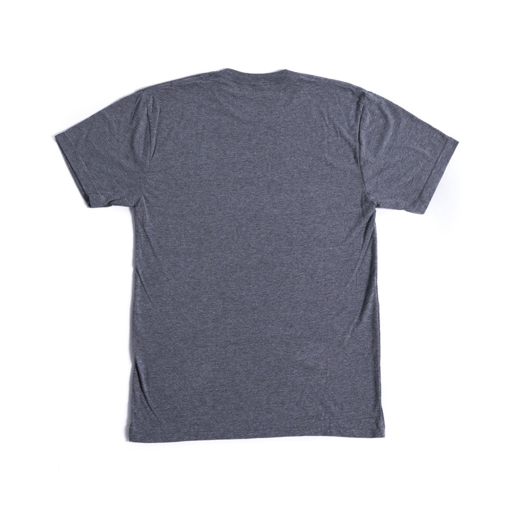 Duck Camp Logo T-Shirt - Heather Gray - Duck Camp Co