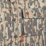Midweight Hunting Shirt - Late Season Woodland Hidden Pocket - Duck Camp Co