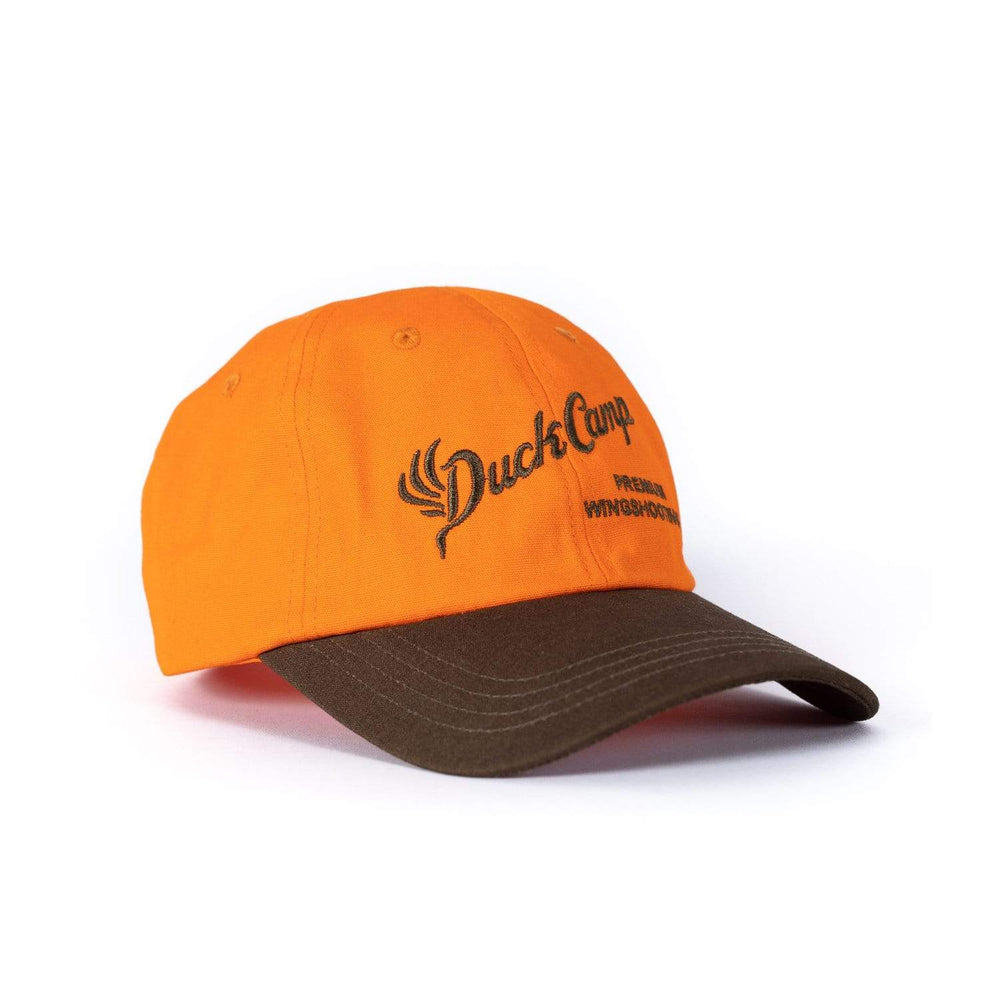 Blaze Orange Upland Hat - Duck Camp