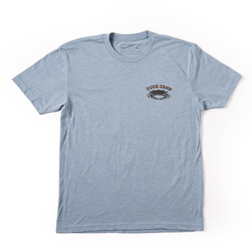 Redfish Snack T-shirt - Stonewash Grey