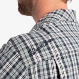 Signature Fishing Shirt - Short Sleeve - Freestone Plaid