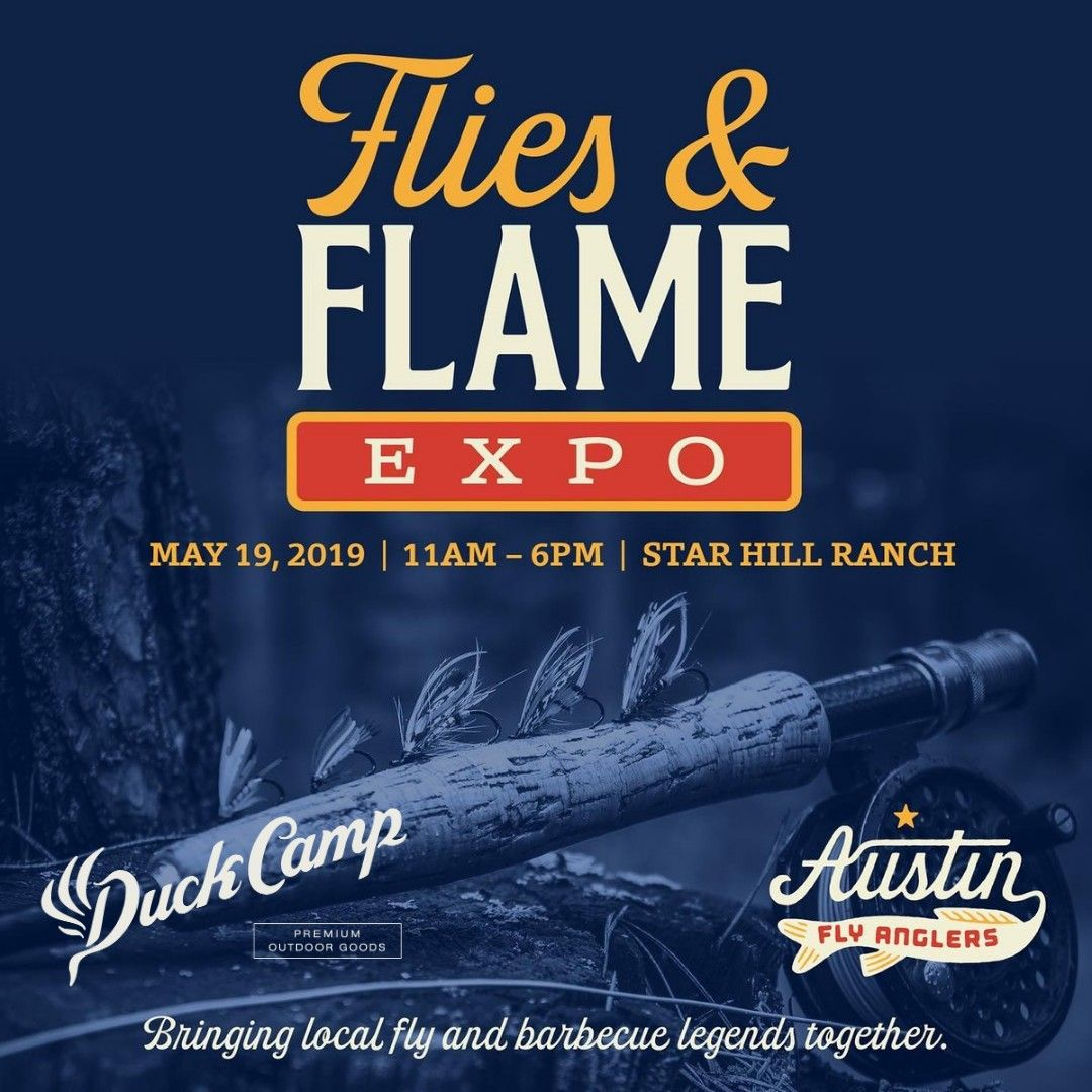 The Flies & Flames Expo