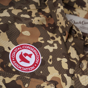 Custom Embroidery Camo