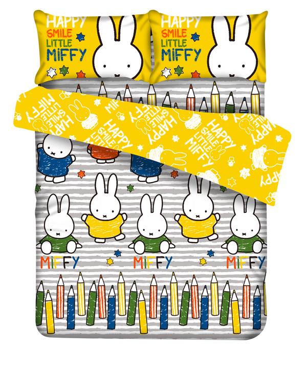Miffy®  Soft Cloth Plus針床品套裝 (112)