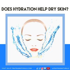 Do you have dry skin? Could dehydration be the problem?