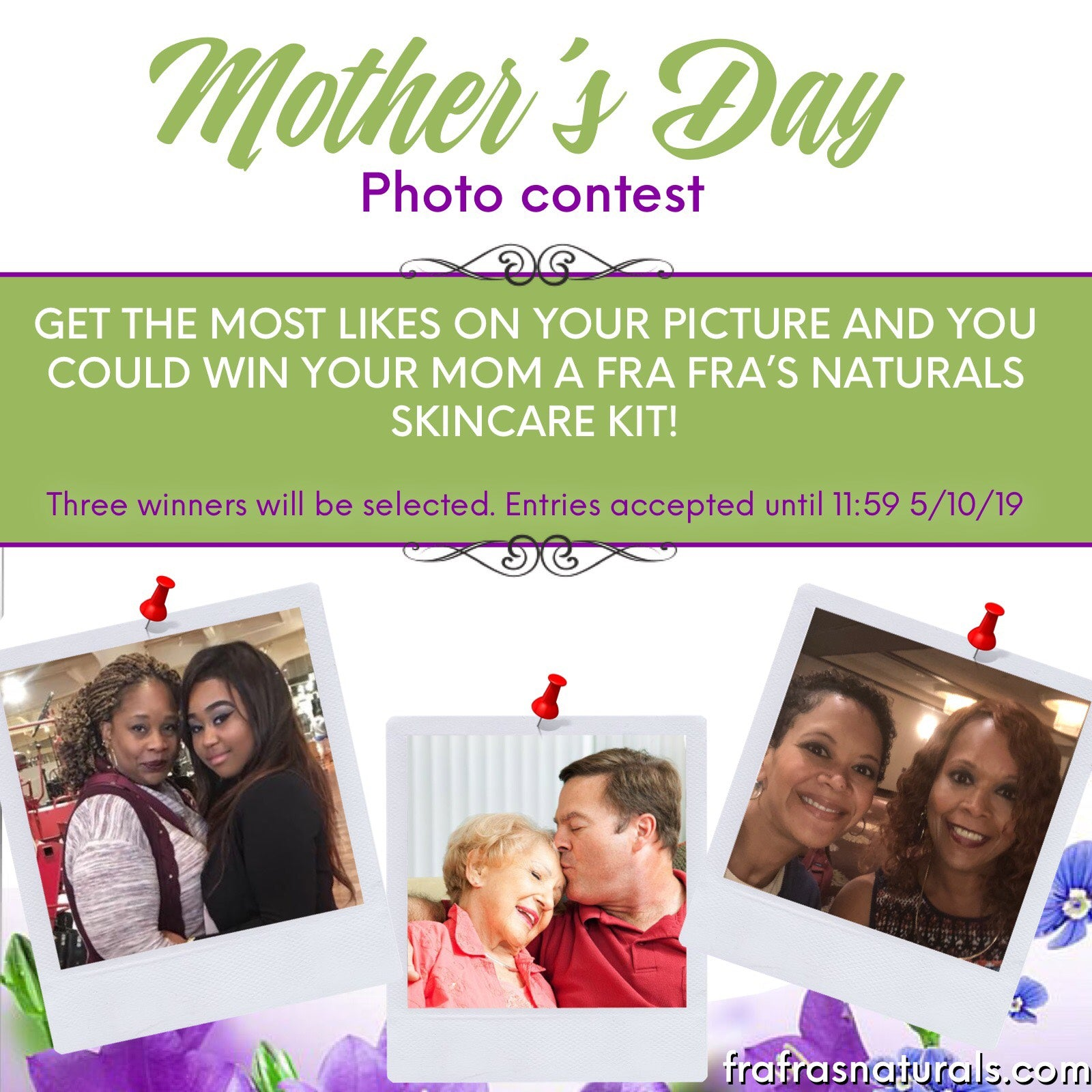 Mother's Day Photo Contest - Enter and win!