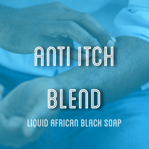 Fra Fra's Naturals | Premium Anti-Itch Liquid Black Soap Blend