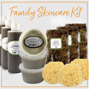 Family Skincare Subscription Kit  Auto renew - Fra Fra's Naturals