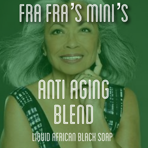 Antiaging SkinCare African Black Soap