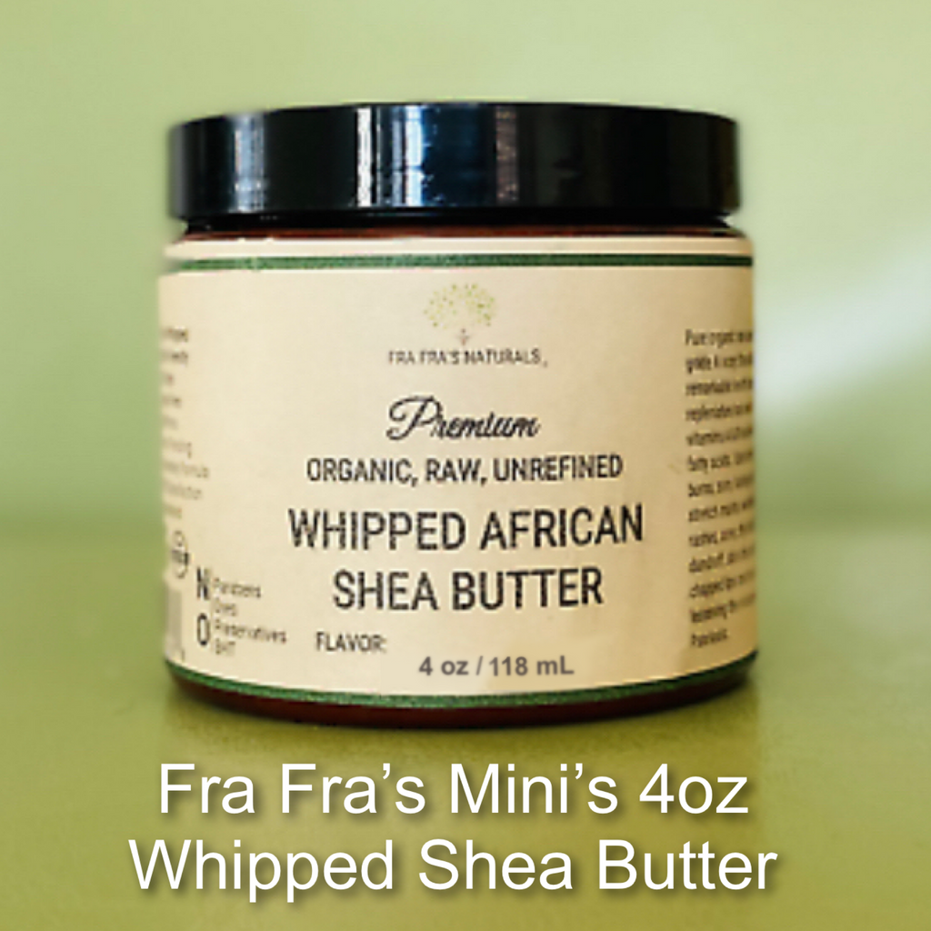 Whipped Premium Shea Butter Subscription