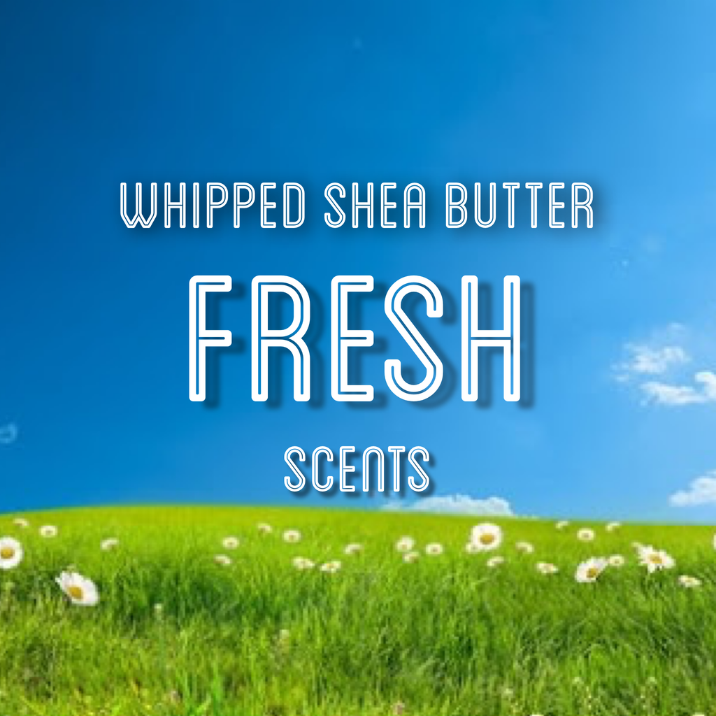 Fra Fra's Naturals | Premium Raw Organic Whipped Shea Butter - Fresh Scents