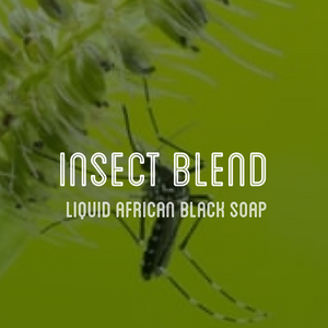 Fra Fra's Naturals | Premium Insect Blend Liquid African Black Soap