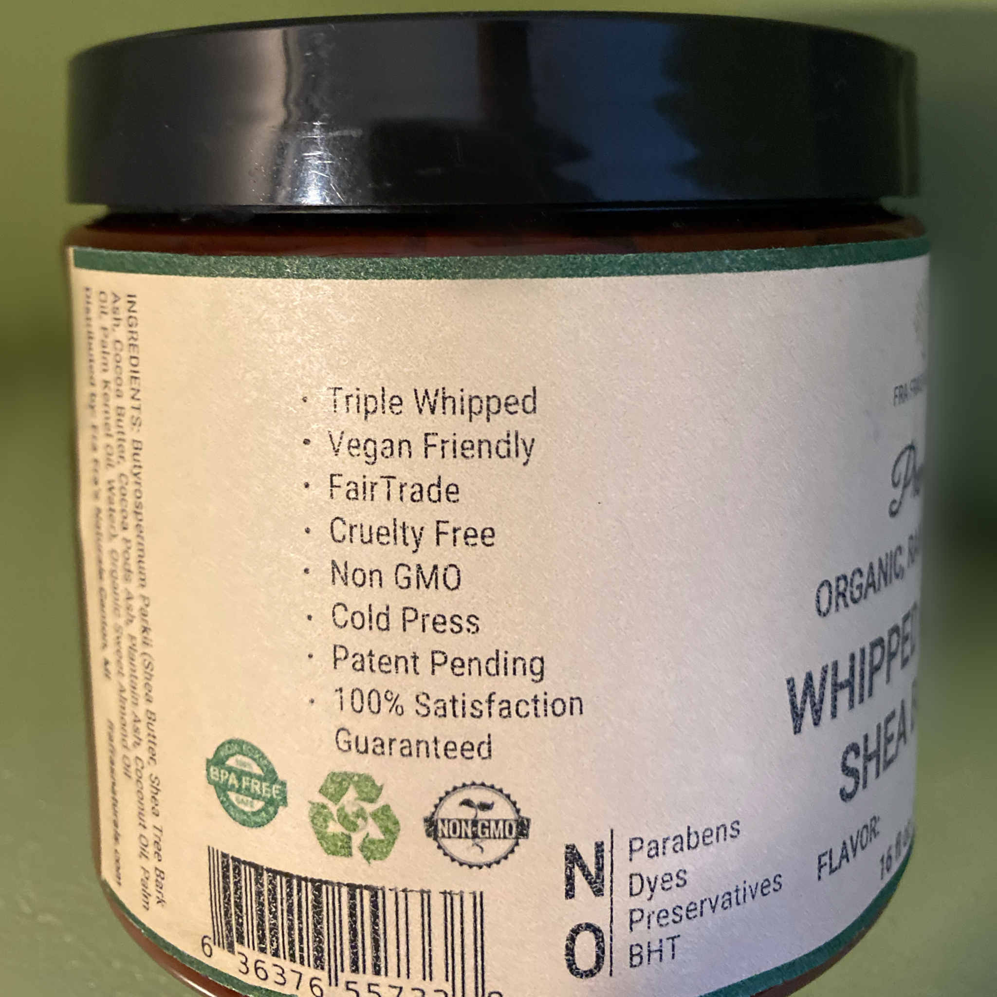 Fra Fra's Naturals | Premium Healing Scar Reducing Whipped Shea Butter Blends