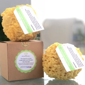 Fra Fra's Naturals Large Bath And Shower Sea Sponge