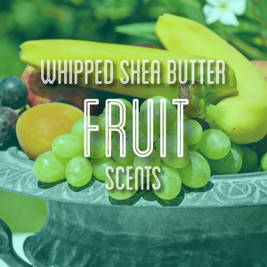 Fra Fra's Naturals | Premium Raw Organic Whipped Shea Butter - Fruit Scents