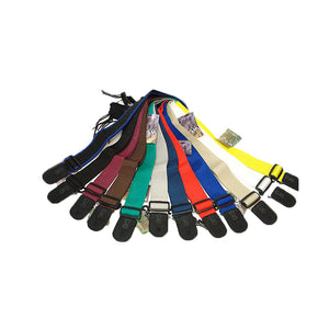 "Levy's M8P3 Polypropylene 3"" Guitar Strap"