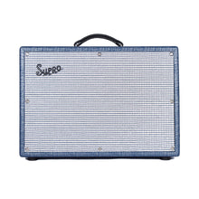 Supro 1668RT Jupiter Hemp Cone Switchable Amp