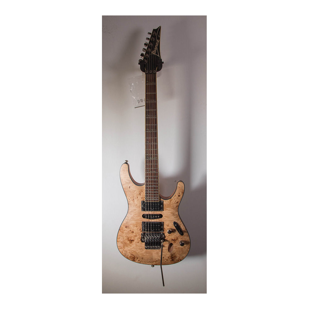 Ibanez S770PB Electric Guitar (Flat Natural)
