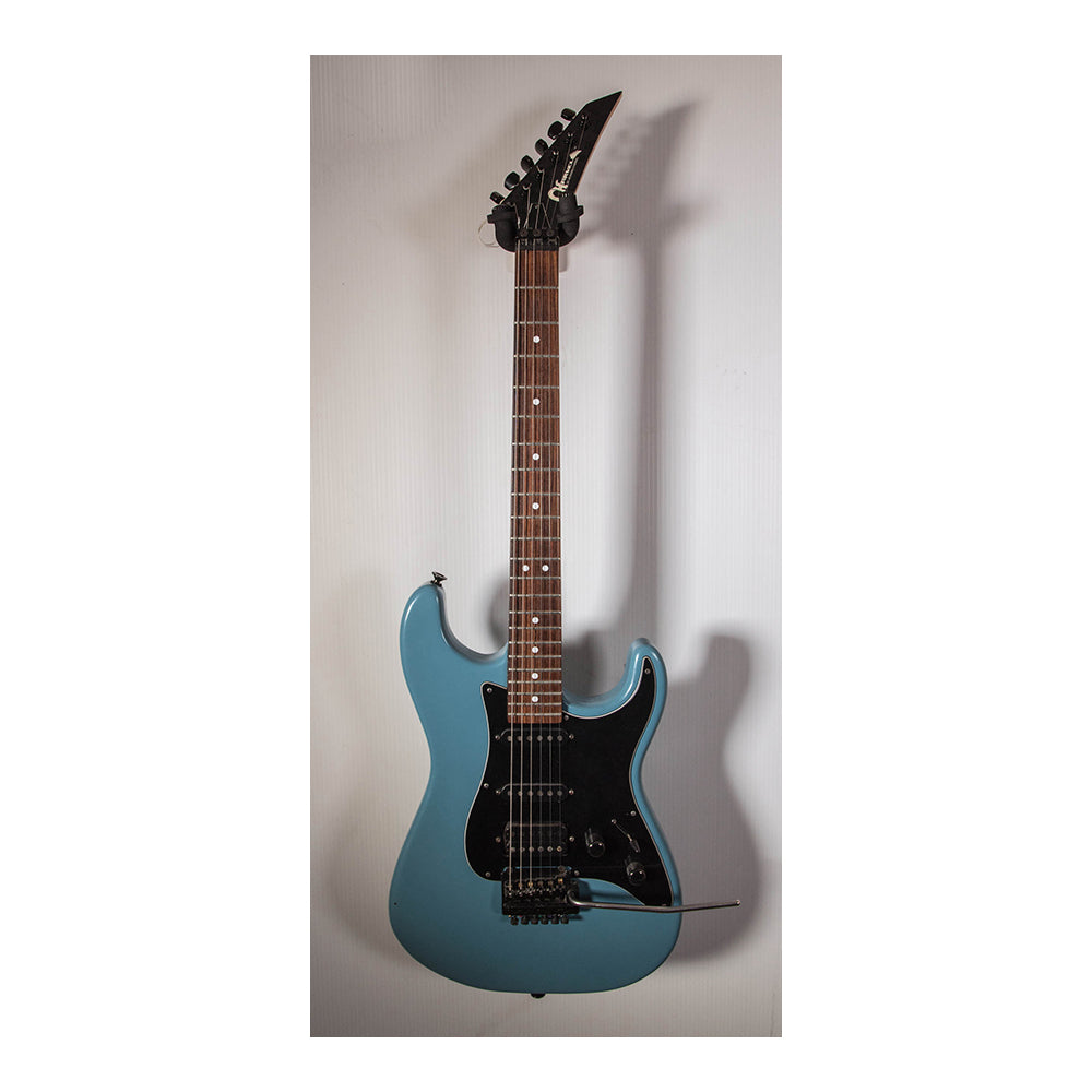 Charvel by Jackson 1984 (Light Blue)