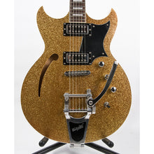 Reverend Tricky Gomez 2013 (Gold Sparkle Top)